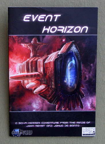 Image for Event Horizon: A White Star Sci-Fi Horror Adventure