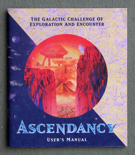 Image for Ascendancy: User's Manual