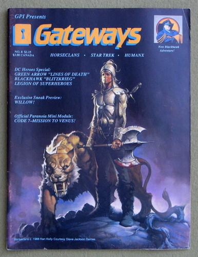 Image for Gateways Magazine, Issue 8