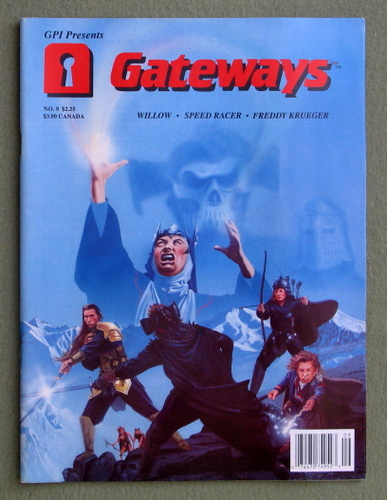 Image for Gateways Magazine, Issue 9