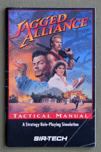 Image for Jagged Alliance: Tactical Manual