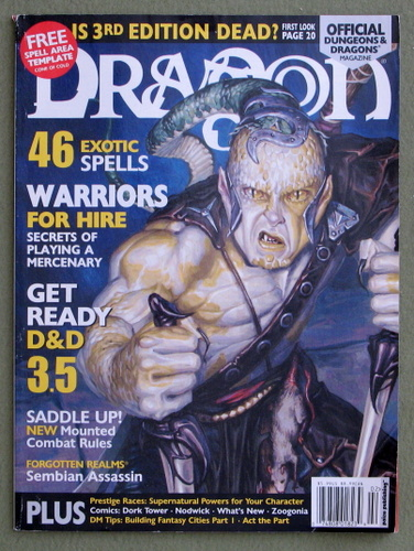 Image for Dragon Magazine, Issue 304
