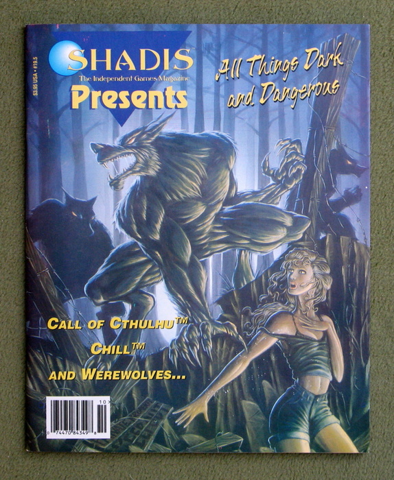 Image for Shadis Presents: Independent Games Magazine, Issue 19.5 (June 1995)