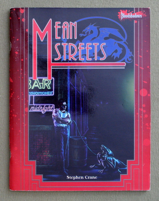 Image for Mean Streets (Bloodshadows)