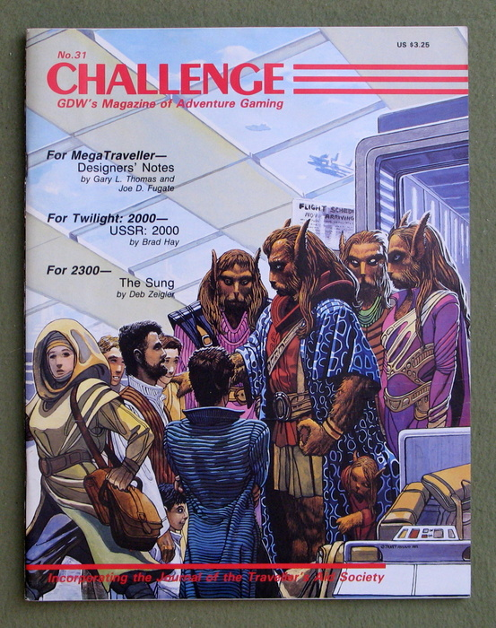 Image for Challenge Magazine, Issue 31