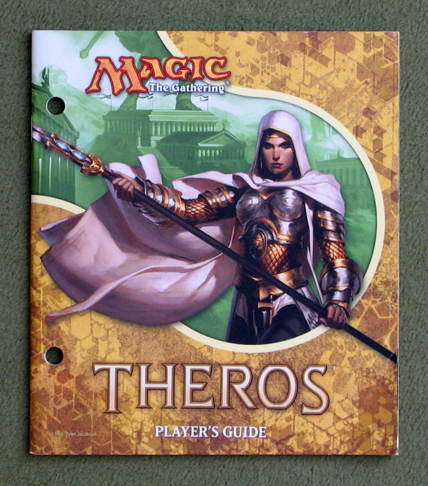 Image for Theros Player's Guide (Magic The Gathering)