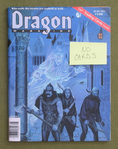 Image for Dragon Magazine, Issue 160 - NO CARD SHEET