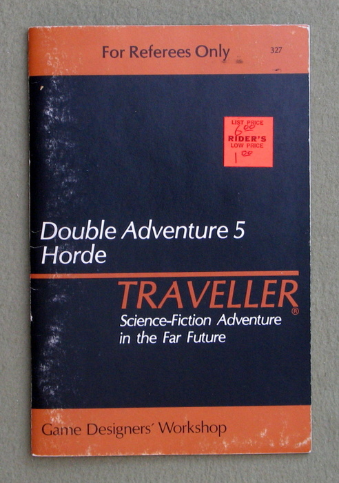 Image for Traveller Double Adventure 5: The Chamax Plague / Horde - PLAY COPY