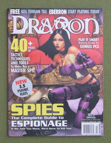 Image for Dragon Magazine, Issue 316