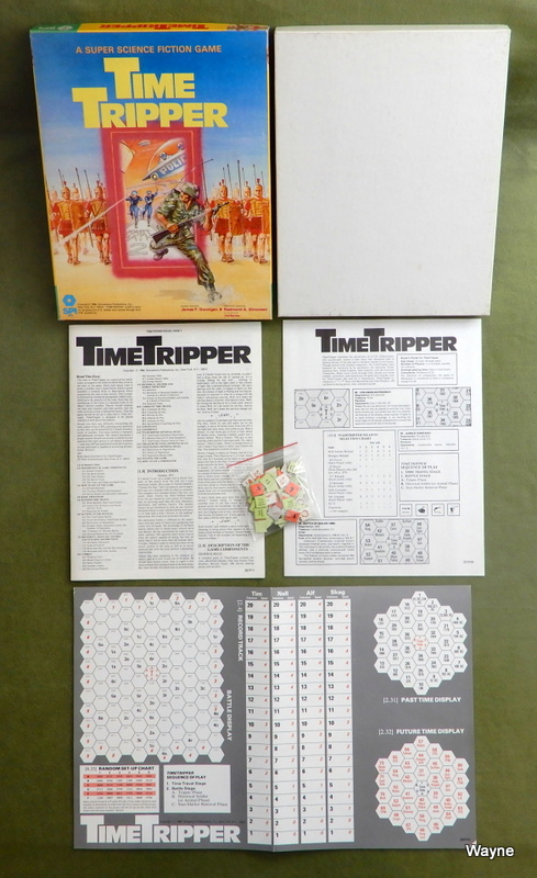 Image for Time Tripper (TimeTripper): A Super Science Fiction Game