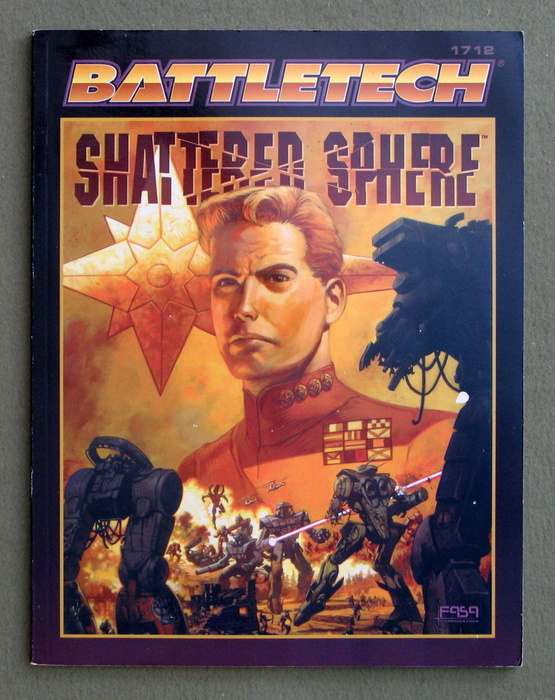 Image for Shattered Sphere (Battletech)