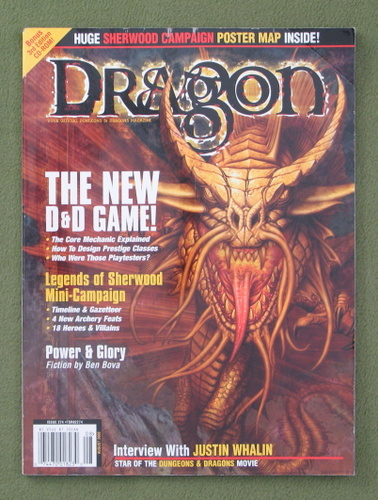 Image for Dragon Magazine, Issue 274 - NO MAP OR CD