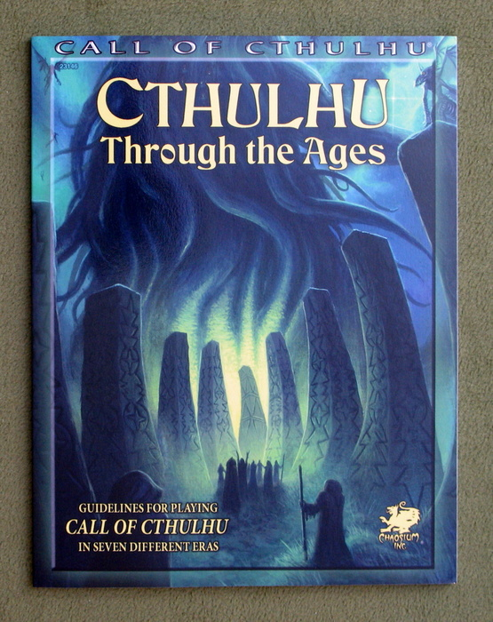 Image for Cthulhu Through the Ages (Call of Cthulhu roleplaying)