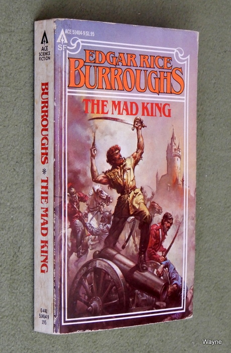 Image for The Mad King