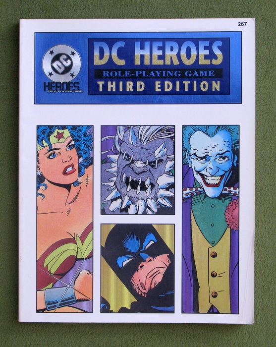 Image for DC Heroes Role-Playing Game (3rd Edition)