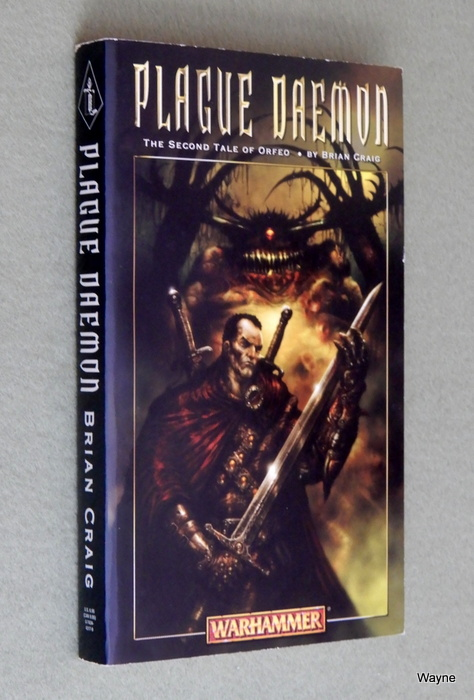 Image for Plague Daemon (Warhammer: The Orfeo Trilogy, Book 2)