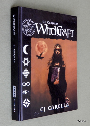 Image for CJ Carella's Witchcraft