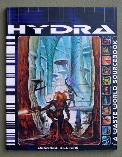 Image for Hydra: A Waste World Sourcebook