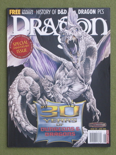 Image for Dragon Magazine, Issue 320