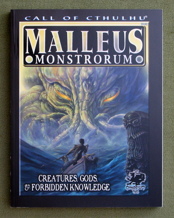 Image for Malleus Monstrorum: Creatures, Gods, & Forbidden Knowledge (Call of Cthulhu Horror Roleplaying)