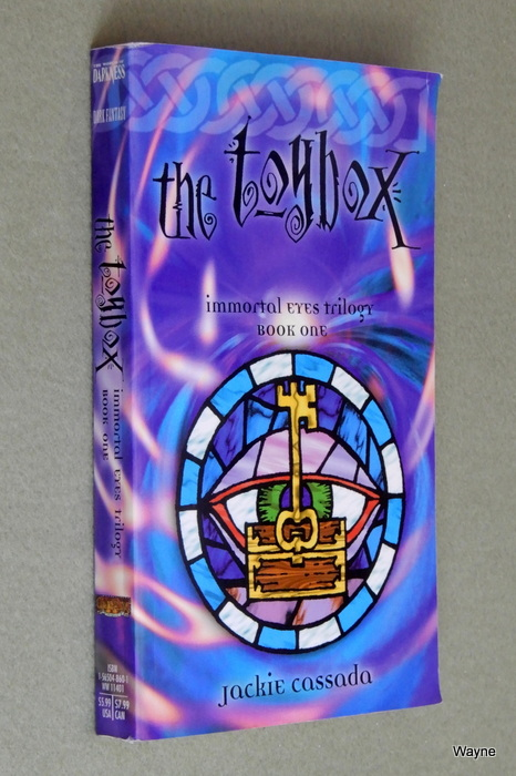 Image for The Toybox (Changeling the Dreaming: Immortal Eyes, Book 1)
