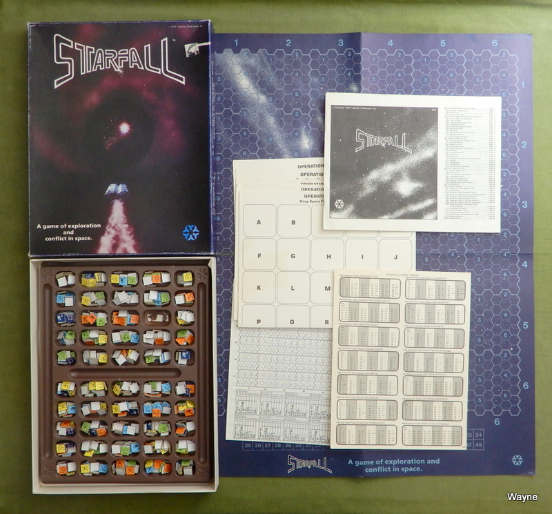 Image for Starfall: A Game of Exploration and Conflict in Space