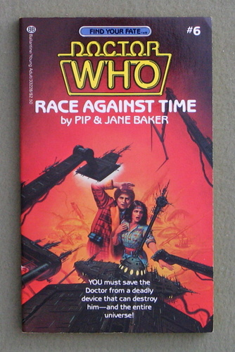 Image for Race Against Time (Find Your Fate : Doctor Who, No 6)