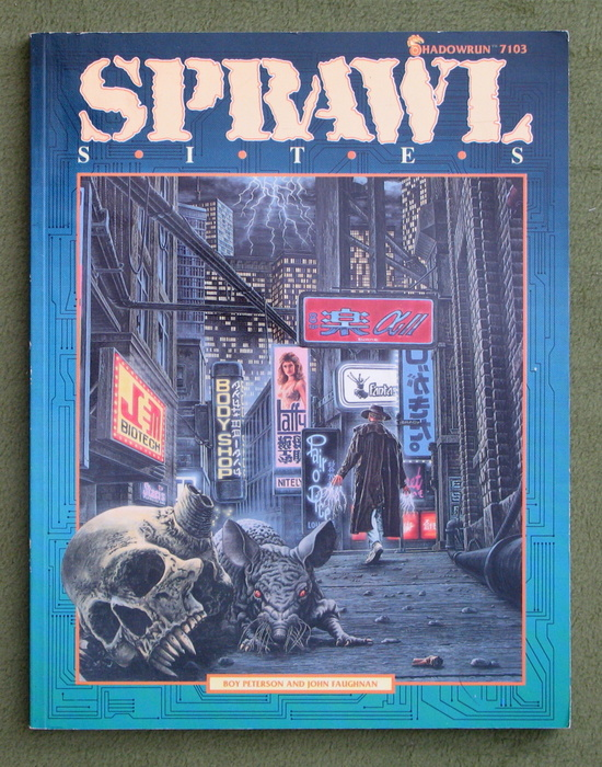 Image for Sprawl Sites (Shadowrun)