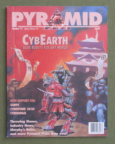 Image for Pyramid Magazine, Number 17