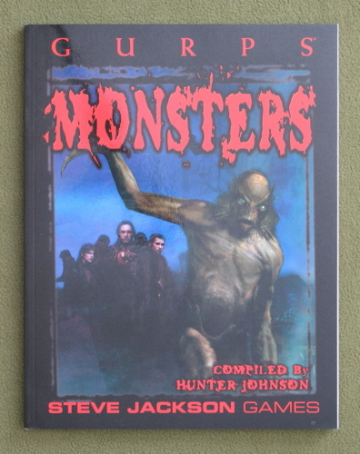 Image for GURPS Monsters