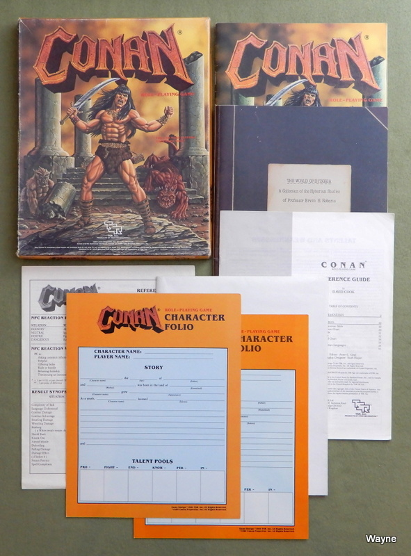 Image for Conan Role-Playing Game