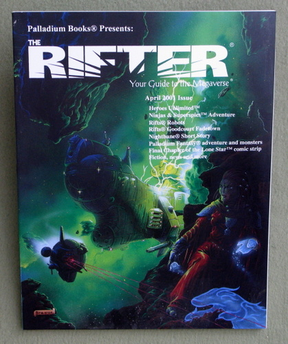 Image for Rifter #14: Your Guide to the Megaverse (Rifts)