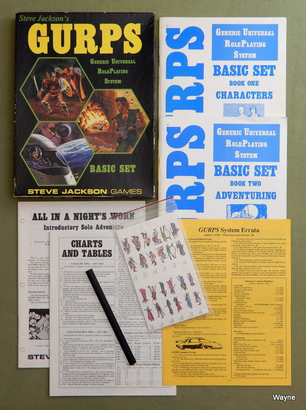 Image for GURPS Basic Set