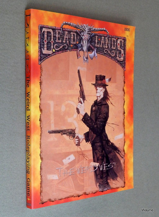 Image for Deadlands: The Weird West Roleplaying Game