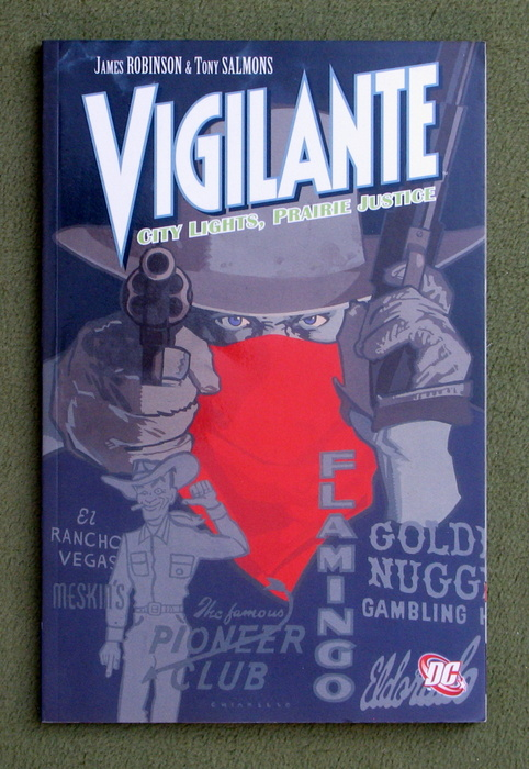Image for Vigilante: City Lights, Prairie Justice