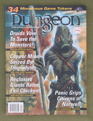 Image for Dungeon Magazine, Issue 85