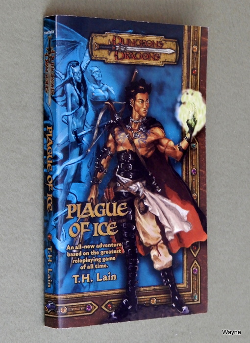 Image for Plague of Ice (Dungeons & Dragons Novels, Bk. 7)