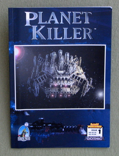 Image for Planet Killer, Issue 1 (Warhammer 40k: Battlefleet Gothic)