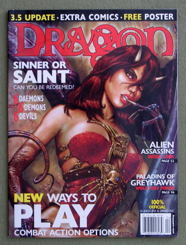 Image for Dragon Magazine, Issue 306