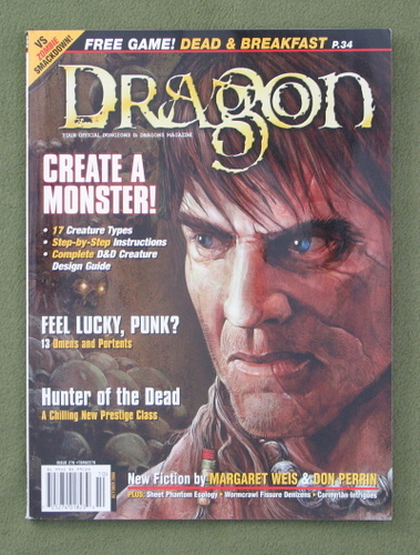 Image for Dragon Magazine, Issue 276