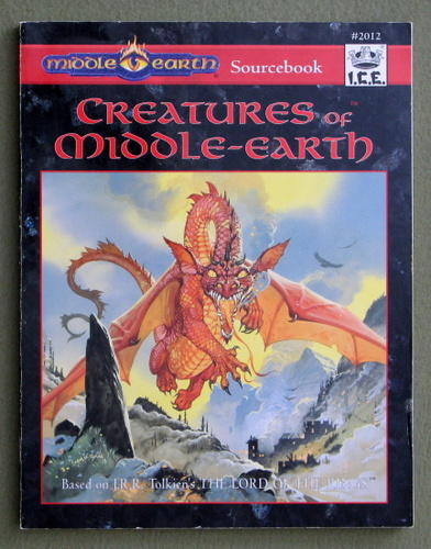 Image for Creatures of Middle-Earth (Middle Earth Role Playing/MERP)