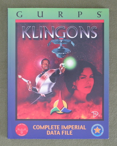 Image for GURPS Klingons (GURPS 4th Ed. Prime Directive)