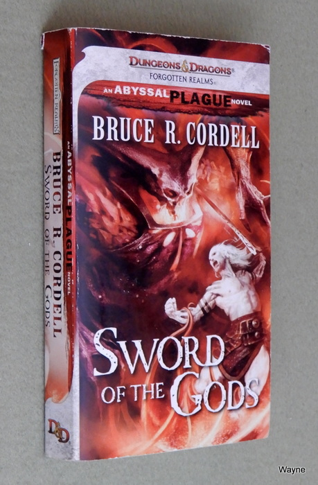 Image for Sword of the Gods (Forgotten Realms: Abyssal Plague, Book 2)