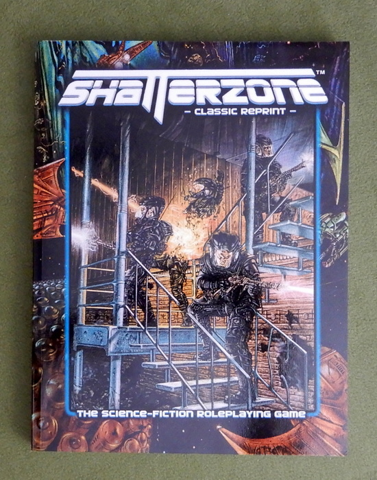 Image for Shatterzone: The Roleplaying Game (Classic Reprint)