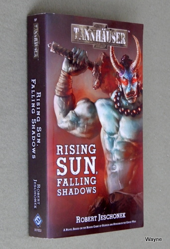 Image for Tannhauser: Rising Sun, Falling Shadows
