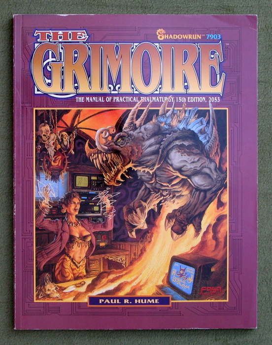 Image for The Grimoire: Manual of Practical Thaumaturgy, 2053 (Shadowrun)
