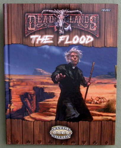 Image for The Flood (Deadlands: Savage Worlds)