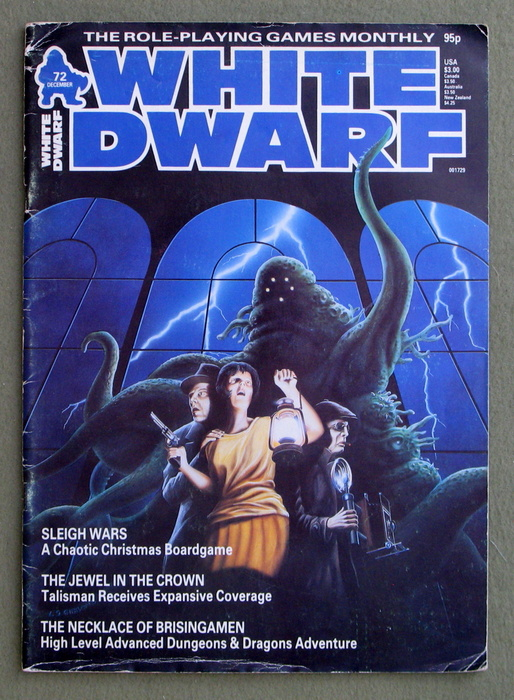 Image for White Dwarf Magazine, Issue 72