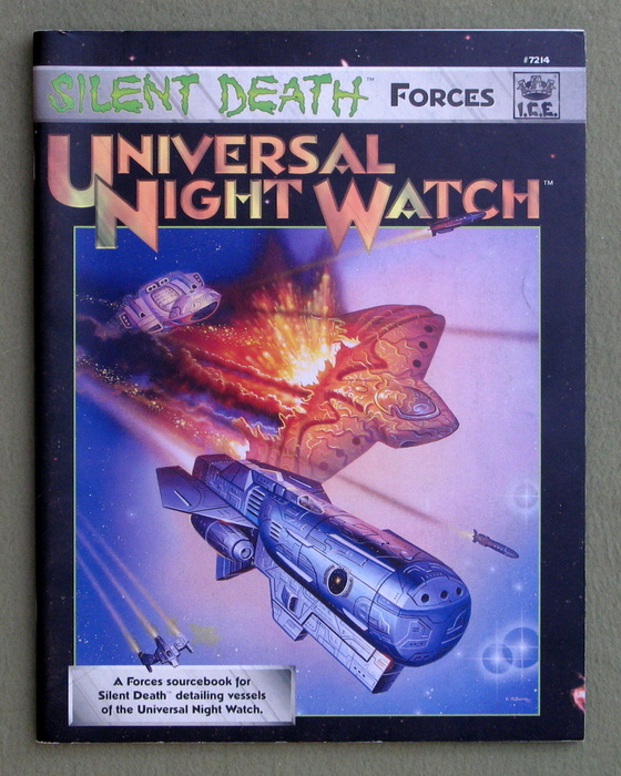Image for Universal Night Watch (Silent Death, the Next Millennium)