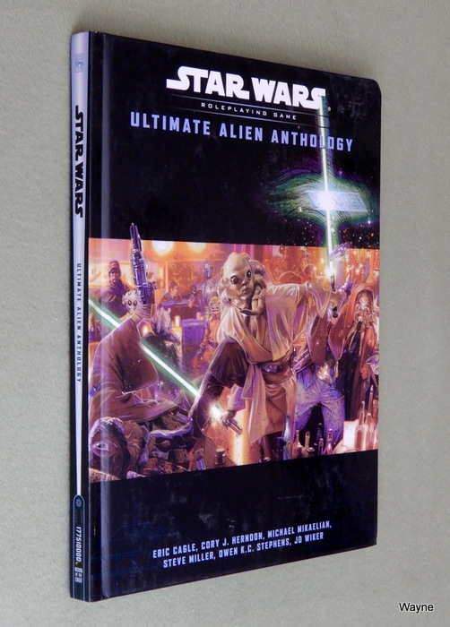 Image for Ultimate Alien Anthology (Star Wars D20 Roleplaying Game)